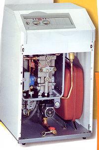 Gas brennwertkessel standgerät
